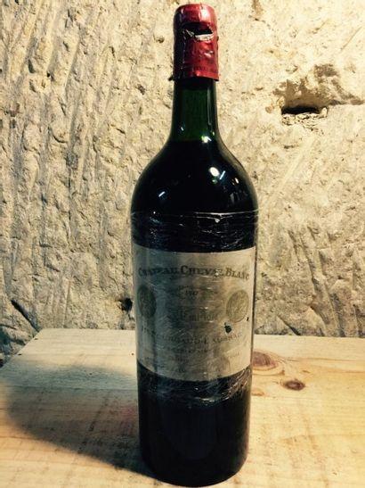 1 Magnum Château CHEVAL BLANC (St Emilion...