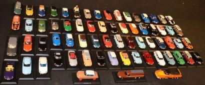 67 Miniatures au 1/ 43 Citroën DS