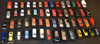 56 Miniatures au 1 /43 Citroën