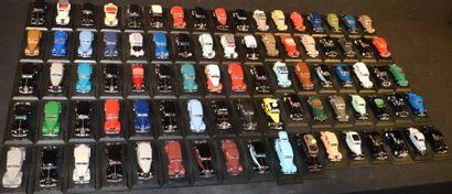 85 Miniatures au 1 /43 Citroën Traction