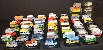 84 Miniatures au 1/ 43 Citroën Type H