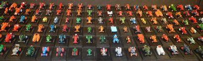 145 Miniatures au 1/ 43 Tracteurs agrico...