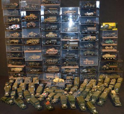 112 Miniatures militaires