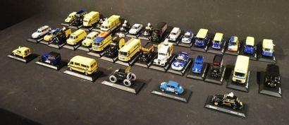 49 Miniatures au 1 43 Michelin