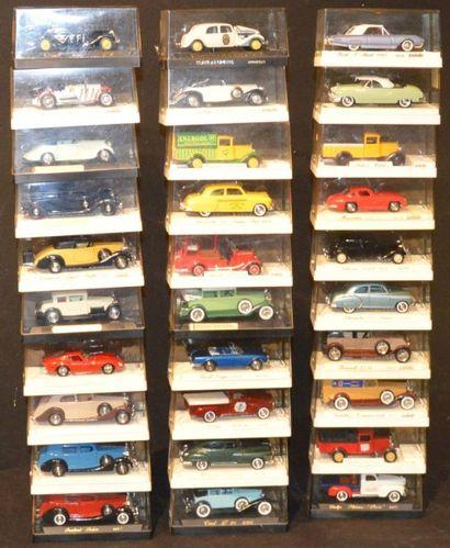 30 Miniatures Solido au 1/ 43 série