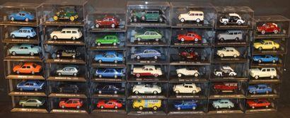 35 Miniatures au 1 /43 Renault, …