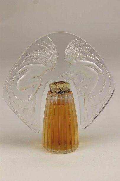 LALIQUE Parfums Fondé par Marie-Claude LALIQUE (1935-2003)