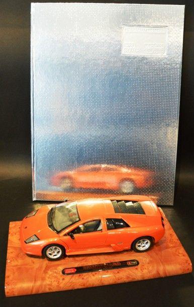 « Coffret Lamborghini »  Coffret offert à...