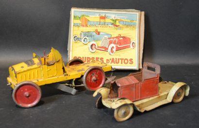« Autos et camions »  Camion auto-transport...