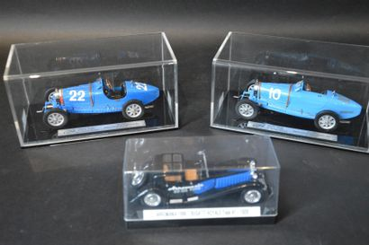 Christian GOUEL  « Bugatti Louis Chiron et...
