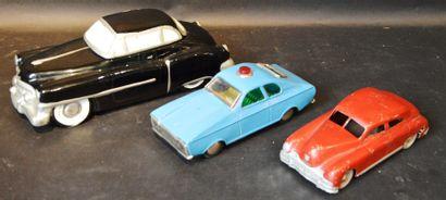 « Tôles et Faïence »  Cadillac 1950, vide...