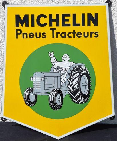 « Plaques Michelin »  Ensemble de plaques...
