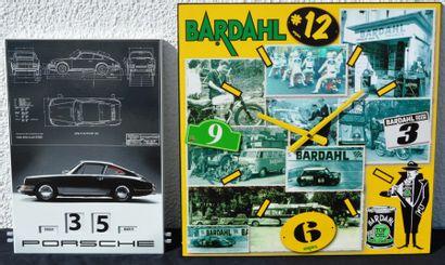 « Porsche divers»  Comprend : Un calendrier...