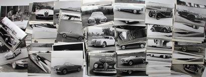 """Photos Alfa-Roméo"" par Pininfarina  Alfa Romeo : 220 photos depuis la 6C 1750 de..."
