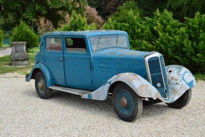 c1932 BERLIET TYPE 944  Châssis n° 136...