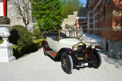 1923 DE DION BOUTON 10 HP  Châssis n° 12616...