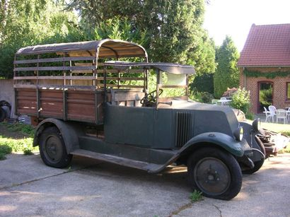 c1927 RENAULT CAMION TYPE OS1 Châssis n°...