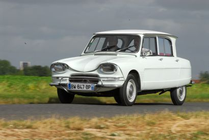 1967 CITROEN AMI 6 BERLINE  Châssis n°...