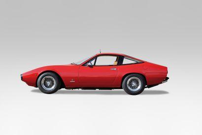 1971 FERRARI 365 GTC/4  Châssis n° F101AC10114733...