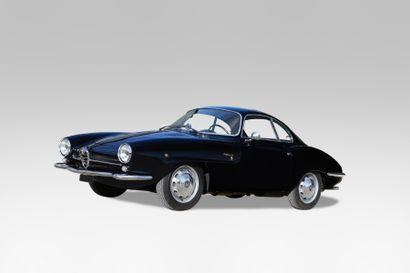 1960 ALFA ROMEO GIULIETTASPRINT SPECIAL...