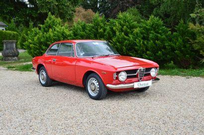 1966 ALFA ROMEO 1300 GTJUNIOR  Coupé Bertone...