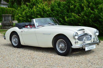 1963 AUSTIN HEALEY 3000  Châssis n° HBT7L22011...