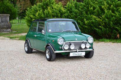 I1975 INNOCENTI MINI COOPER Châssis n° 560452...