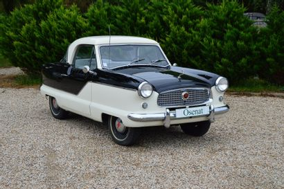 1959 NASH METROPOLITAN Châssis n° E70774...