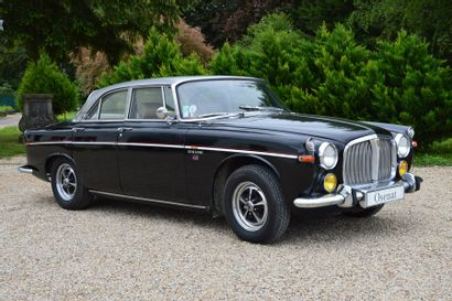1970 ROVER P5B COUPE 4 PORTES Châssis n°...