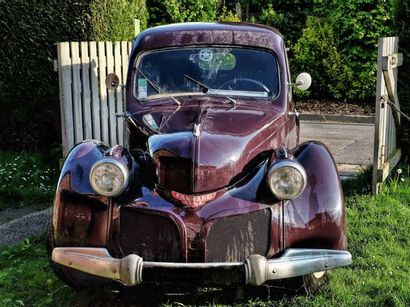 1949 PANHARD DYNA TYPE 166FOURGONNETTE...