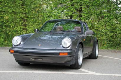1982 PORSCHE 911 SC FERRY Châssis n° WPOZZZ91ZCS100091...