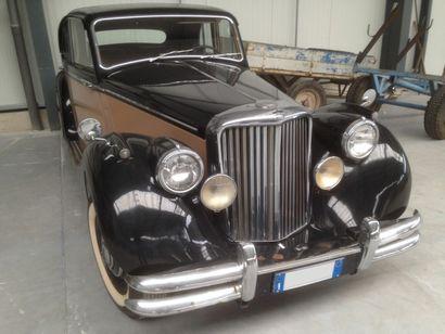1948 JAGUAR MARK V Châssis n° 627983 Titre...