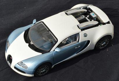 """Bugatti Veyron 16.4 au 1:18eme""  Exceptionnelle..."