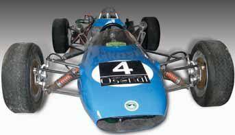 1966 FOURNIER-MARCADIER Monoplace Formule Libre