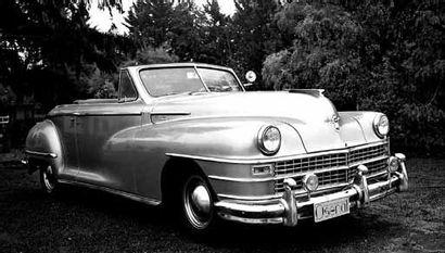 1947 CHRYSLER Windsor Cabriolet