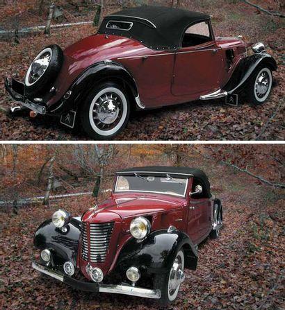 1934 CITROËN 11A Cabriolet-Spider