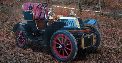 1904 DE DION BOUTON Type Y « Populaire »