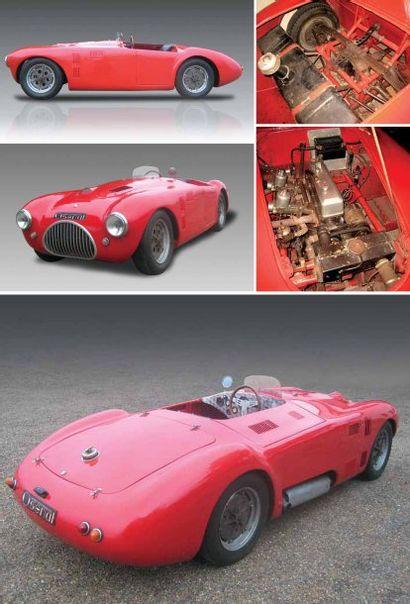 1954 KIEFT 1500 Sport « Central Seater »