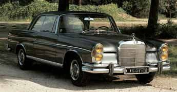 1965 MERCEDES-BENZ 300 SE Coupé