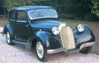1938 TALBOT T4 Minor