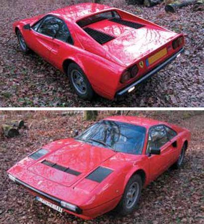 1978 FERRARI 308 GTB Polyester