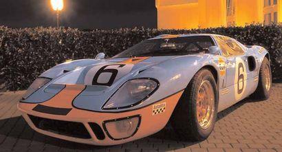 1968 FORD GT40 Replica par Hi-TechWelding