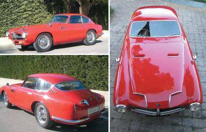 1955 PEGASO Z 102 Berlinetta Touring Série II