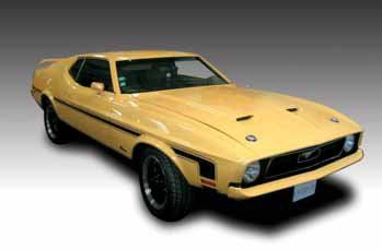 1972 FORD Mustang Sportsroof
