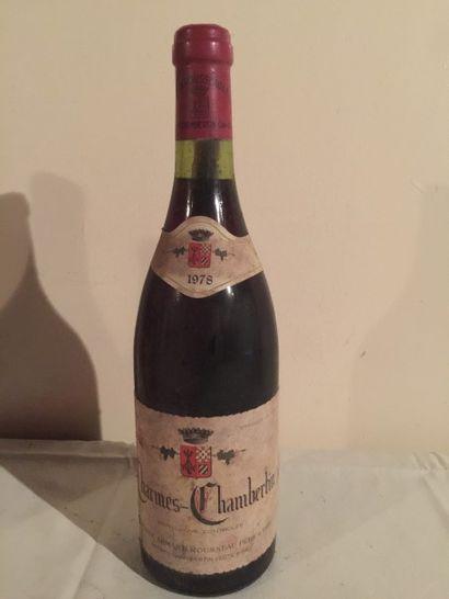 1 BLLE CHARMES CHAMBERTIN (Armand Rousseau)...