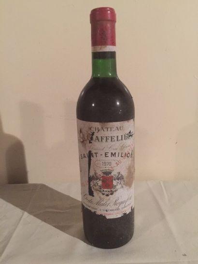 5 BLLE Château LA GAFFELIERE (St Emilion...