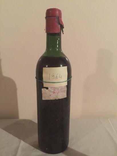 1 BLLE Château LAFLEUR (Pomerol) 1964 Epaule/SE