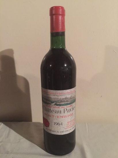 5 BLLE Château PAVIE (St Emilion GCC1) 1964 Belles