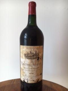 1 MAG Château AUSONE (St Emilion 1er GCC)...