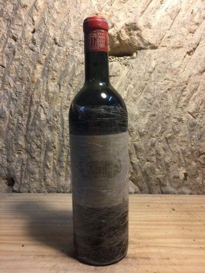 1 BLLE Château MARGAUX (Margaux) 1955 NL...